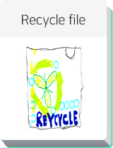 Recycle file